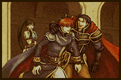 Fire Emblem - Shouldn